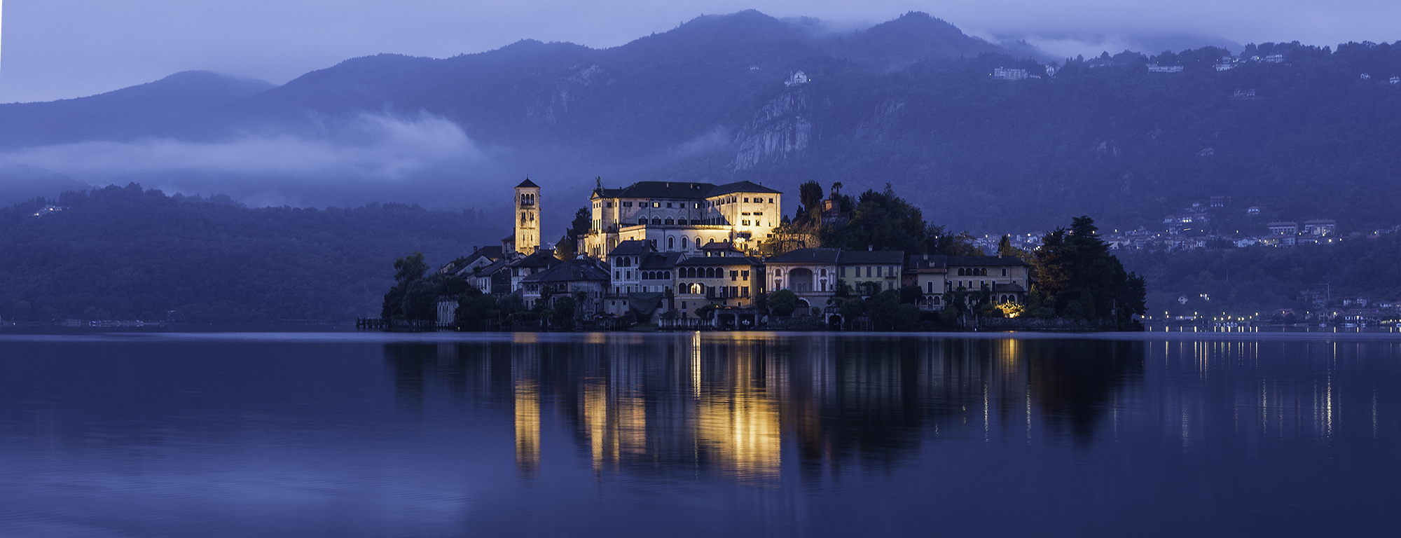 Romantic Italian Lakes, Como To Orta
