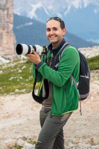 Mauro Riva Dolomites guide