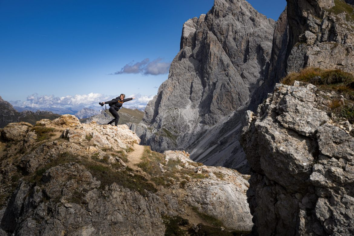 Dolomites photography workshop