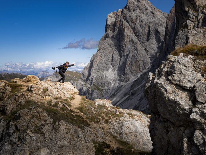 Dutch Photographer Wendy Janssen in the Dolomites